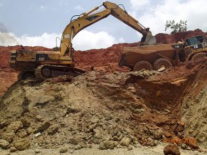 Kathu Iron Ore Mining Capital