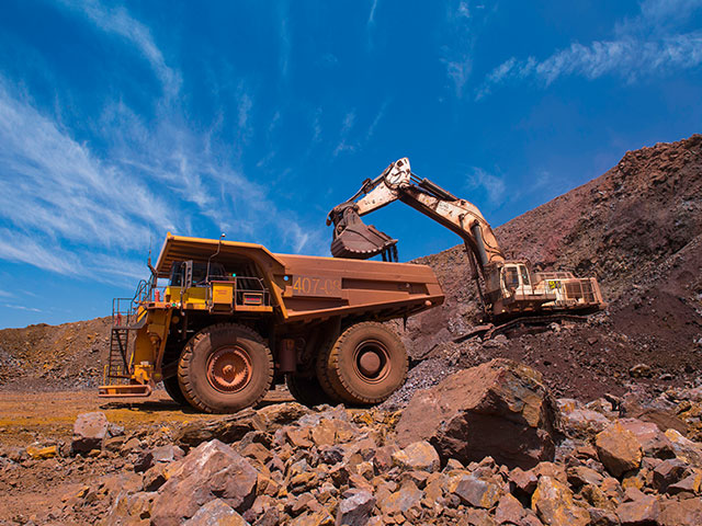 """modern mining equipment for iron ore """"anatomy of a mine"""" was first prepared in looseleaf form to aid  such as lead,  zinc, silver, gold, iron, coal, tungsten, and uranium  protection to the modern  bona fide prospector  on unpatented mining claims to protect equipment."""